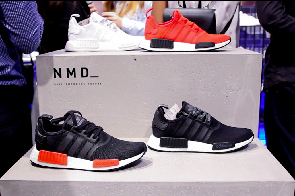 100% authentic db64c a7a8b To celebrate the opening of the Neighborhood in Manila, Adidas Originals  launched eleven of the NMDs new colorways for sneaker enthusiasts to take  to the ...