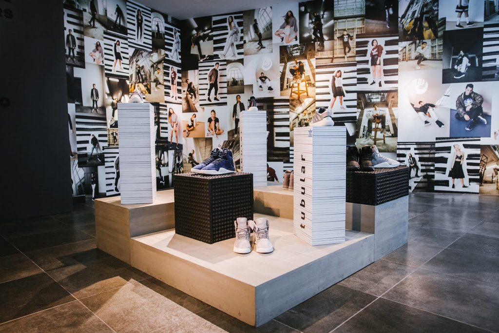 amazing selection new style sneakers Break From The Mold: The Adidas Tubular Pop-up Exhibit Store ...