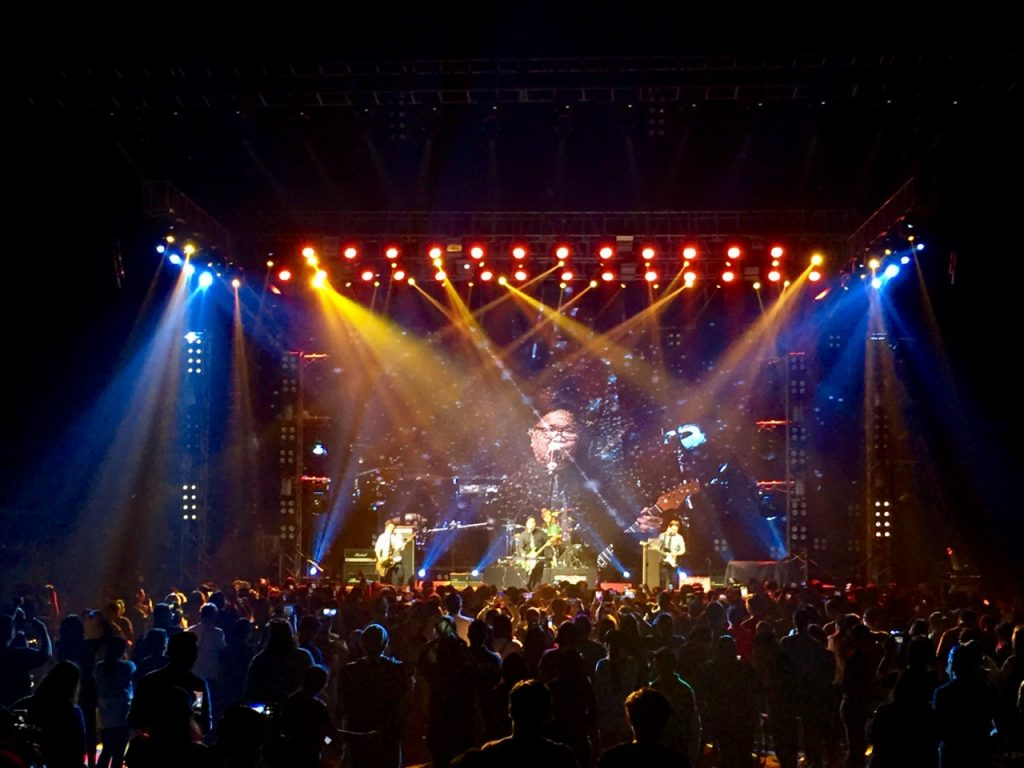 #GetMusicNURockYears – Reliving The Home of Rock Music
