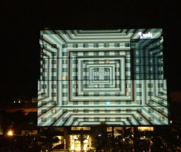 Video Mapping for Reverie 2014